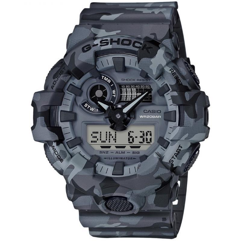 Pánské hodinky CASIO G-SHOCK GA-700CM-8A