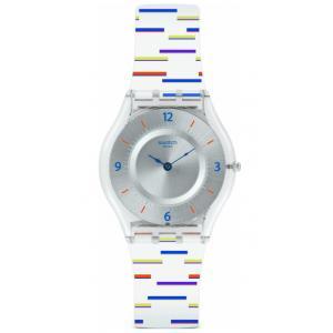 2a10911d940 3D náhled. Dámské hodinky SWATCH Thin Liner SFE108