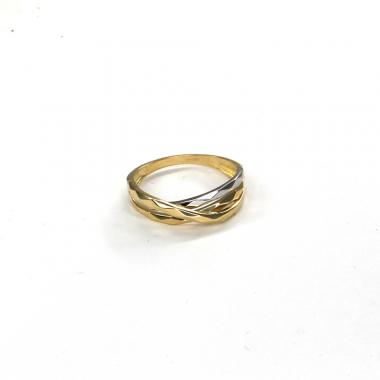 Prsten ze žlutého zlata Pattic AU 585/000 3,45 gr ARP670601-64