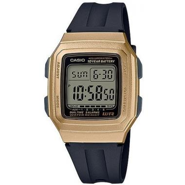 Hodinky CASIO Collection Retro F-201WAM-9AVEF