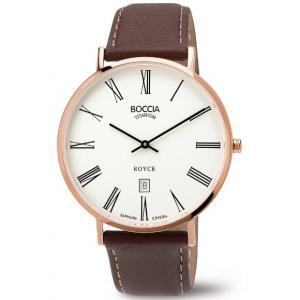 Pánské hodinky BOCCIA TITANIUM 3589-06