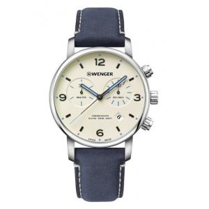 Pánské hodinky WENGER Urban Metropolitan Chrono 01.1743.119