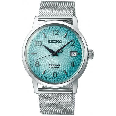 Hodinky Seiko Presage Automatic Cocktail Time Frozen Margarita Limited Edition SRPE49J1