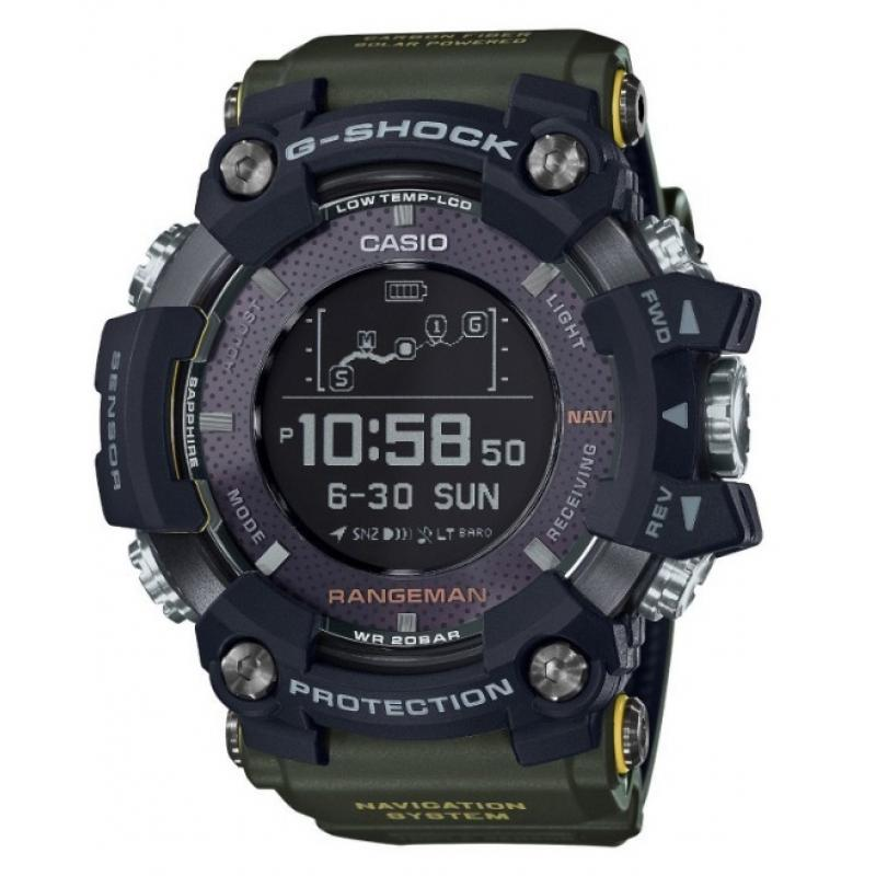 Pánské hodinky CASIO G-SHOCK Rangeman GPR-B1000-1B