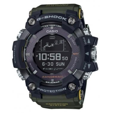 Pánské hodinky CASIO G-SHOCK Rangeman GPR-B1000-1BER