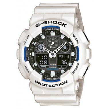 3D náhled. Pánske hodinky CASIO G-SHOCK GA-100B-7A 9bc4e1f1d42