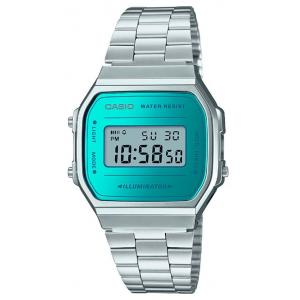 Unisex hodinky CASIO Collection Retro A-168WEM-2EF