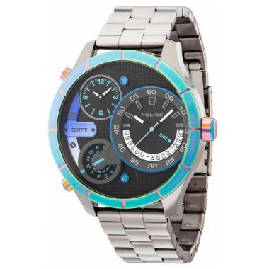 Pánské hodinky POLICE Bushmaster PL14638XSURW/02M