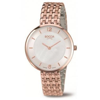 Dámské hodinky BOCCIA TITANIUM 3244-06