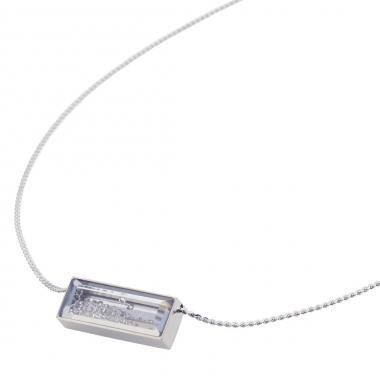 Náhrdelník STORM Bazelle Necklace - Silver 9980773/S