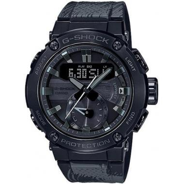 Pánské hodinky Casio G-SHOCK G-Steel Carbon Core Guard Tai Chi Limited Edition GST-B200TJ-1AER