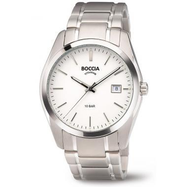 Pánské hodinky BOCCIA TITANIUM 3608-03
