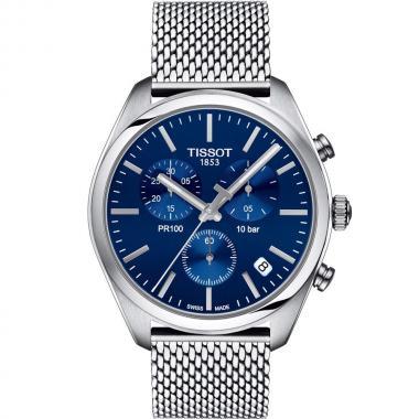 Pánské hodinky TISSOT PR 100 Chronograf  T101.417.11.041.00