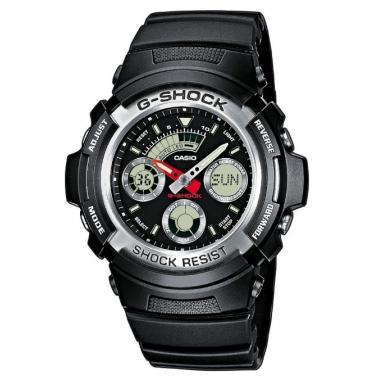 Pánské hodinky CASIO G-SHOCK AW-590-1A