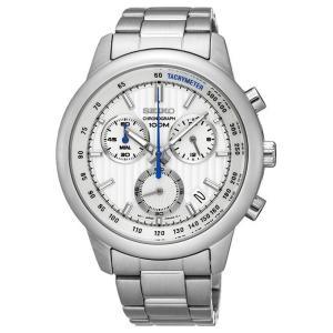 Pánské hodinky SEIKO Chronograph SSB203P1