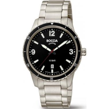 Pánské hodinky Boccia Titanium 3635-03