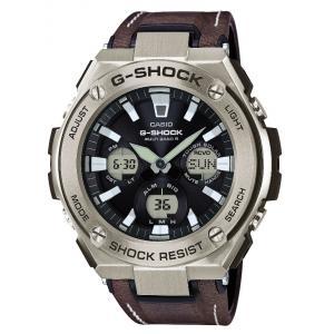 Pánské hodinky CASIO G-SHOCK G-Steel GST-W130L-1A