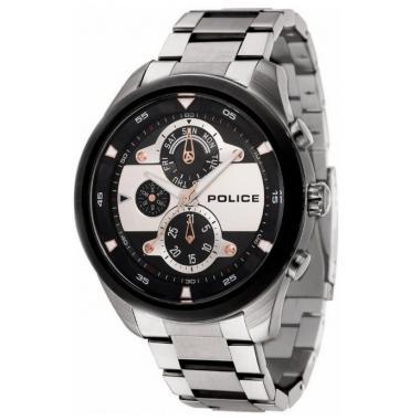 Pánské hodinky POLICE Marine PL14836JSTB/02M