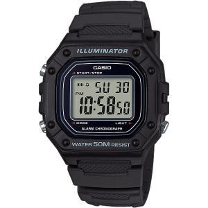 Pánské hodinky CASIO Collection W-218H-1A