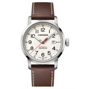 Pánské hodinky WENGER Automatic Limited Edition 01.1546.101
