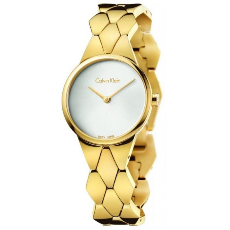 Dámske hodinky CALVIN KLEIN Snake K6E23546