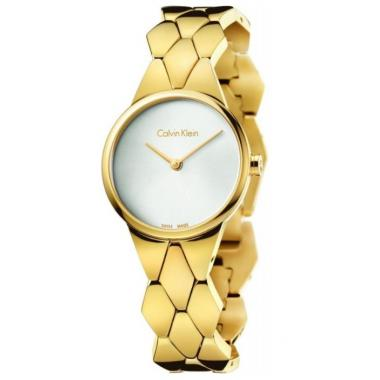 Dámské hodinky CALVIN KLEIN Snake K6E23546