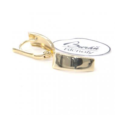 Zlaté náušnice PATTIC AU 585/000 1,49 gr, BA06004