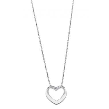 Náhrdelník LOTUS STYLE Woman S Heart LS1944-1/1