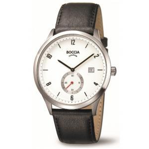 Pánské hodinky BOCCIA TITANIUM 3606-01