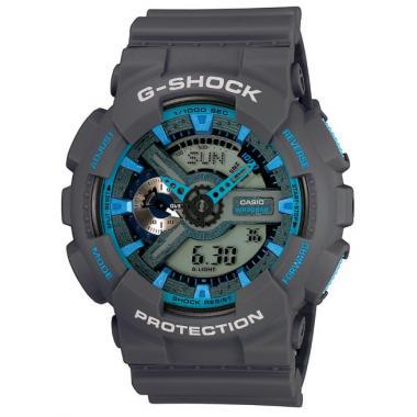 Pánské hodinky CASIO G-SHOCK GA-110TS-8A2