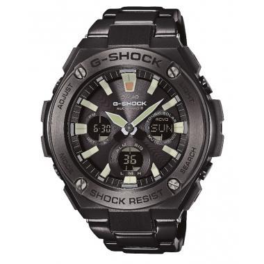 Pánské hodinky CASIO G-SHOCK G-Steel GST-W130BD-1A