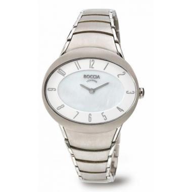 Dámské hodinky BOCCIA TITANIUM 3165-10
