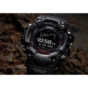 Pánské hodinky CASIO G-SHOCK Rangeman GPR-B1000-1ER