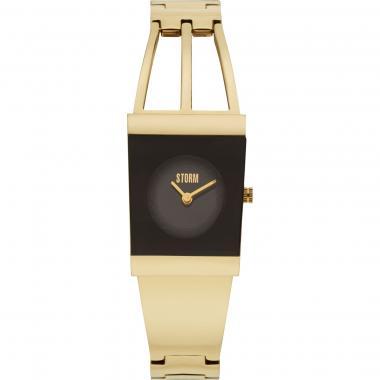 Dámské hodinky STORM Jelica Gold Black 47384/GD