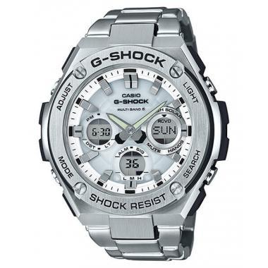3D náhled. Pánské hodinky CASIO G-SHOCK G-Steel GST-W110D-7A 6331198b339