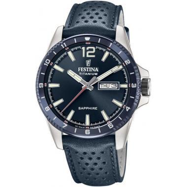 Pánské hodinky FESTINA TITANIUM SPORT 20530/2
