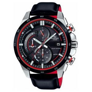 Pánské hodinky CASIO Edifice Solar EQS-600BL-1A