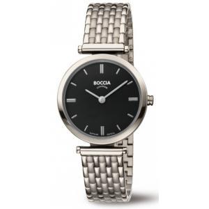 Dámské hodinky BOCCIA TITANIUM 3253-04