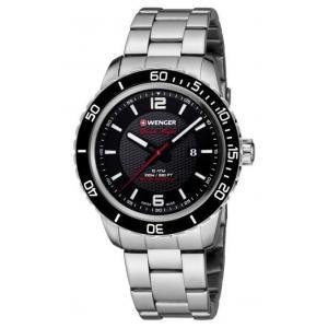 Pánské hodinky WENGER Roadster Black Night 01.0851.122