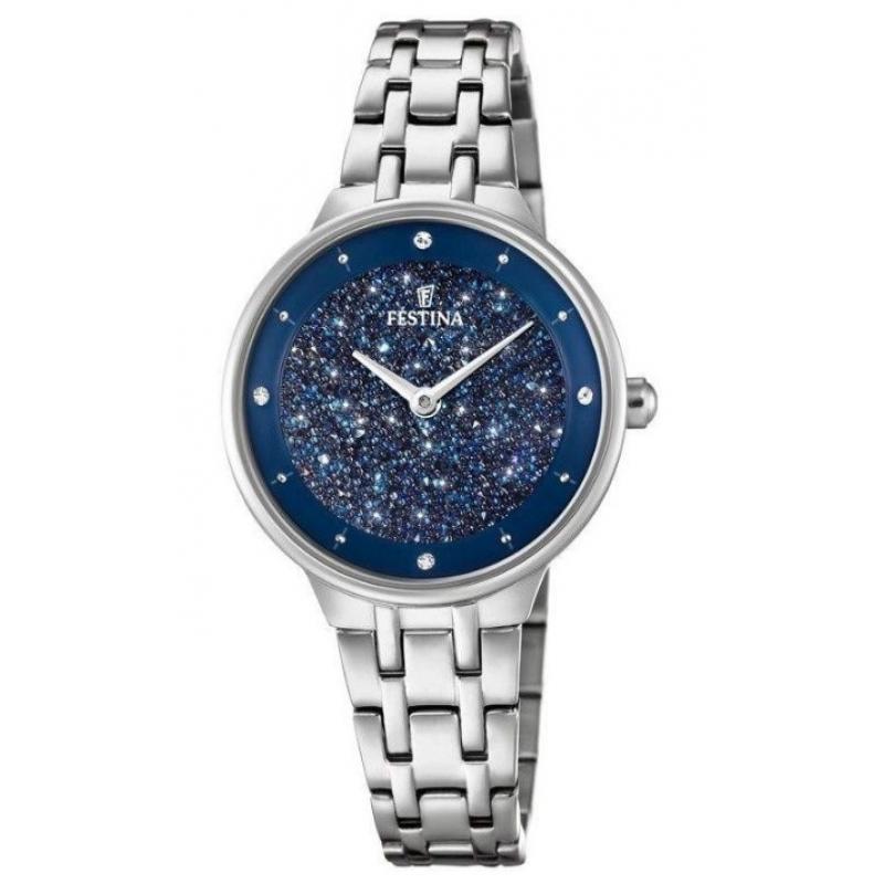 Dámské hodinky FESTINA Swarovski 20382/2