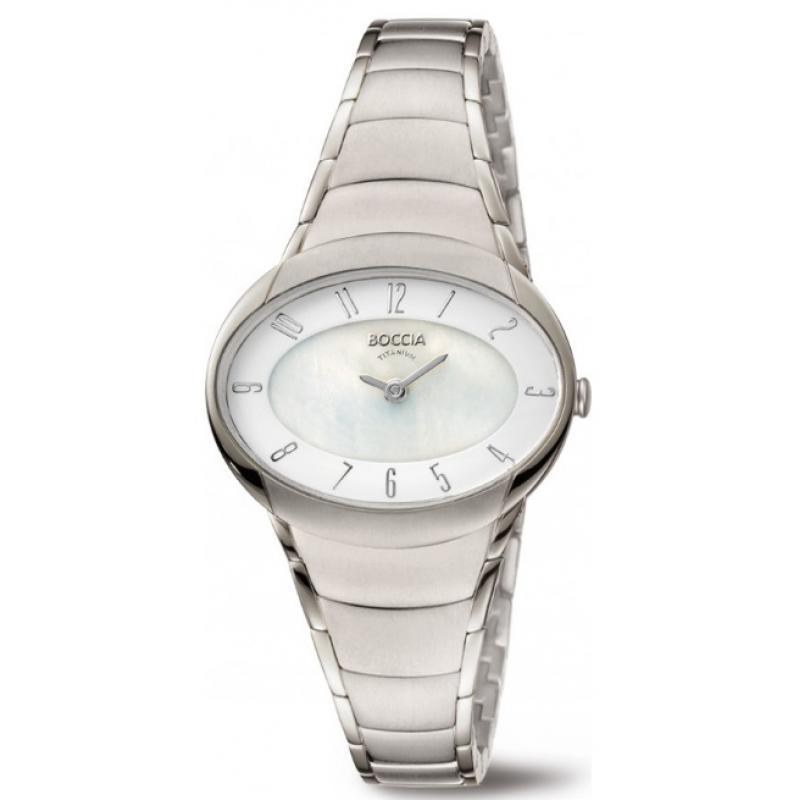 Dámské hodinky BOCCIA TITANIUM 3255-03