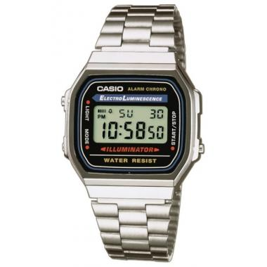 Hodinky CASIO Collection Retro A-168A-1
