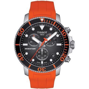 Pánské hodinky Tissot Seastar 1000 Quartz Chronograph T120.417.17.051.01