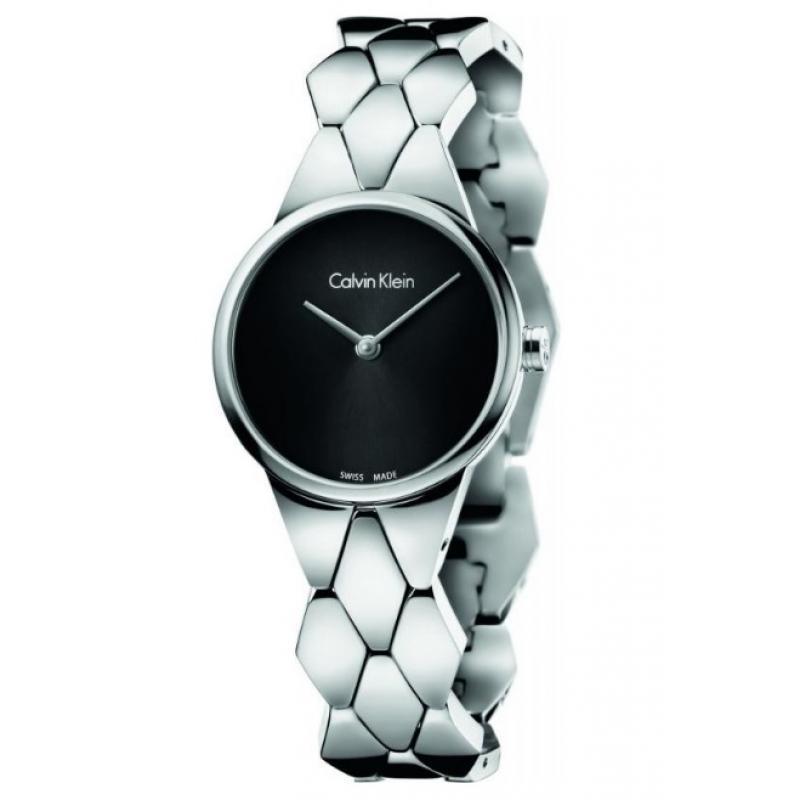 Dámské hodinky CALVIN KLEIN Snake K6E23141