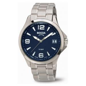Pánské hodinky BOCCIA TITANIUM 3591-03