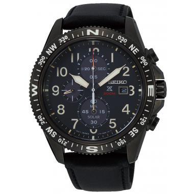 Pánské hodinky SEIKO Prospex Land Solar Chronograph SSC707P1