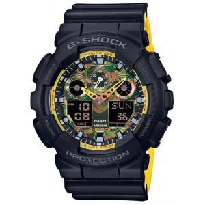 Pánské hodinky CASIO G-SHOCK G-Specials GA-100BY-1A
