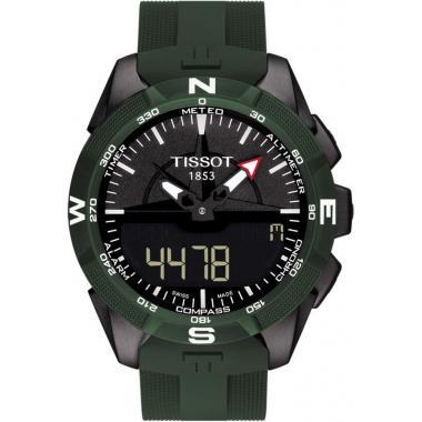 Pánské hodinky Tissot T-Touch Expert Solar II T110.420.47.051.00