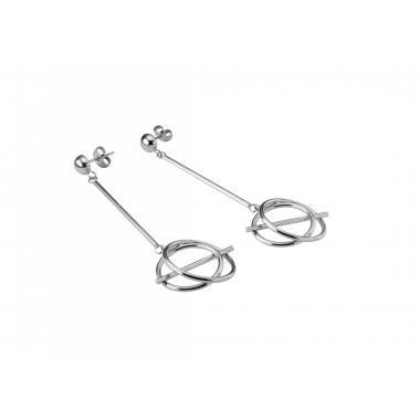 Náušnice STORM Serenitiy Earring - Silver 9980879/S