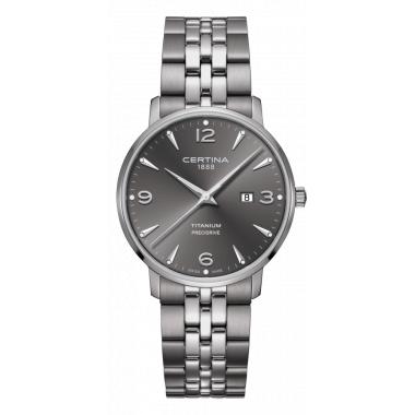 Pánské hodinky Certina DS Caimano Titanium C035.410.44.087.00